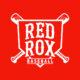Red Rox Baseball Logo