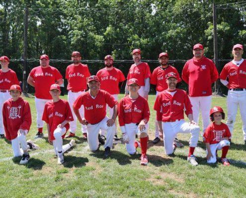 Red Rox Team Photo 2021